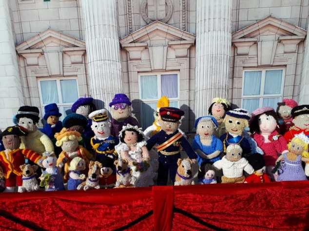 royal wedding knitting